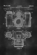 Camera Patent Poster