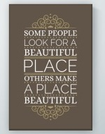 A Beautiful Place Poster