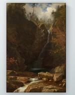 Albert Bierstadt - Glen Ellis Falls Poster