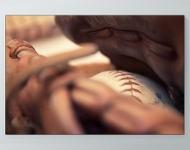 Baseball Mitt Poster