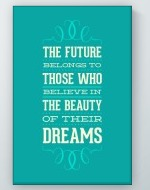 Beauty Of Their Dreams Poster