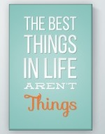 Best Things Poster