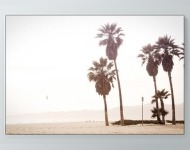 California Beach Poster