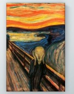Edvard Munch - The Scream Poster