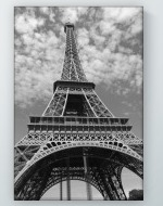 Eiffel Tower From Below Poster