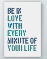 Every Minute Poster