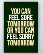 Feel Sore Poster