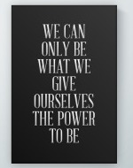 Give Ourselves Poster
