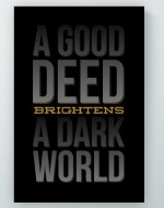 Good Deed Poster