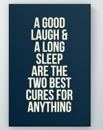 Good Laugh Poster