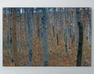Gustav Klimt - Beech Grove I Poster
