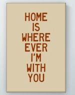 Home Is Poster