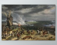 Horace Vernet - The Battle of Valmy Poster
