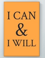 I Can Poster