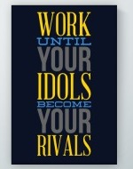 Idols Become Rivals Poster