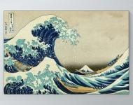 Katsushika Hokusai - Great Wave off Kanagawa Poster
