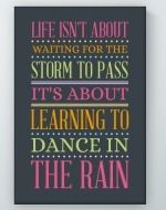 Learning To Dance Poster