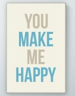 Make Me Happy Poster