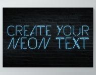 Neon Text Generator