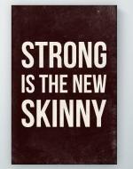 New Skinny Poster