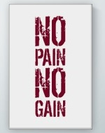 No Pain Poster