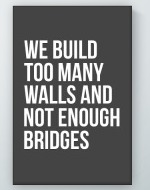 Not Enough Bridges Poster
