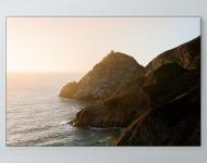 Ocean At Dawn Poster