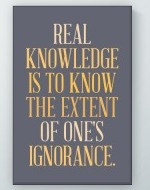 Real Knowledge Poster