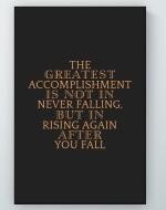 Rising Again Poster