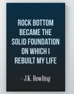 Rock Bottom Poster