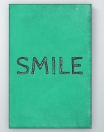 Smile Green Poster