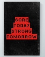 Sore Today Poster