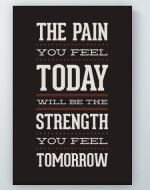 Strength Tomorrow Poster