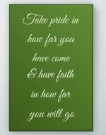Take Pride Poster