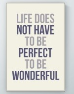To Be Wonderful Poster