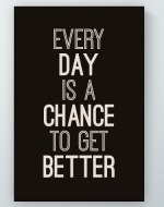 To Get Better Poster