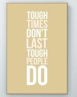 Tough Times Poster