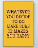 You Decide Poster
