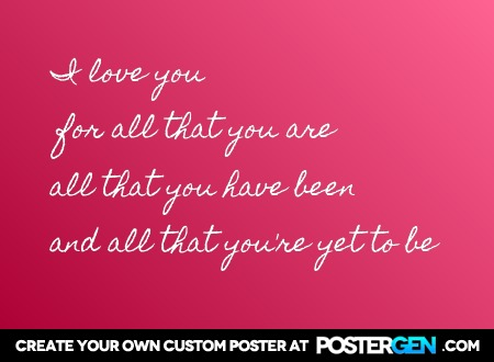 All That You Are Print