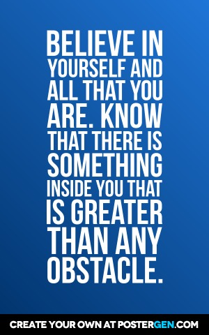 Any Obstacle Print