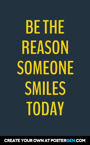 Be The Reason Print