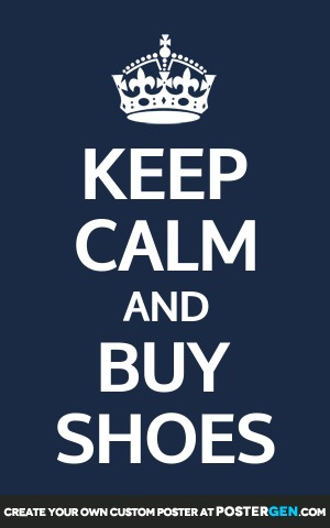 Buy Shoes Print