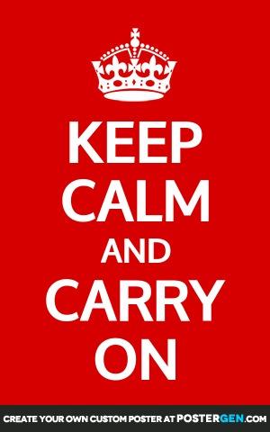 Custom Carry On Poster Maker