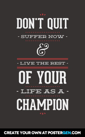 Champion Print