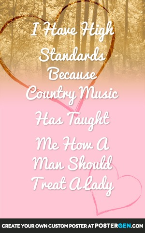 Country Music Print