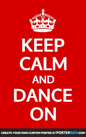 Dance On Print