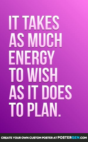 Energy To Wish Print