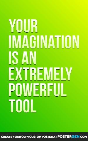 Imagination Print