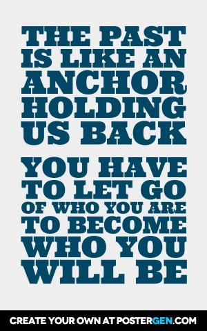 Like An Anchor Print