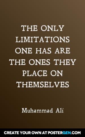 Limitations Print